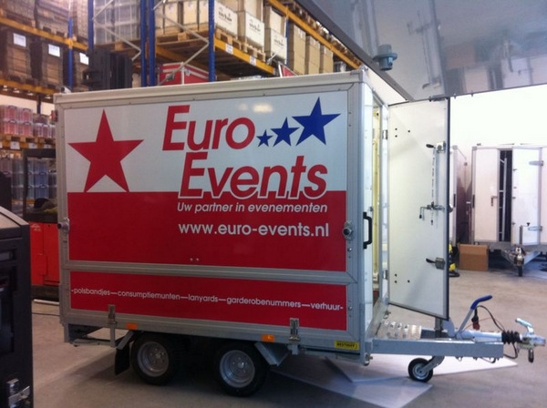 Aanhanger Euro Events