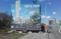 Projectbord Amstel tower Amsterdam