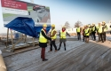 Onthulling projectbord prorail